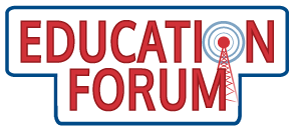 2018 Education Forum Logo