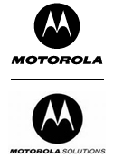 Motorola and Motorola Solutions Logos